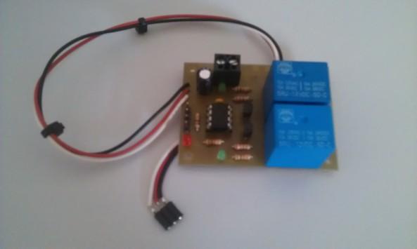 RC 2 kanaals decoder