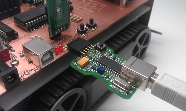 Robot hardware foto 1