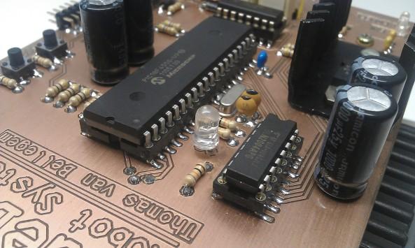 Robot hardware foto 4