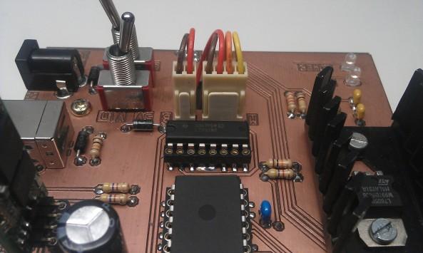 Robot hardware foto 5