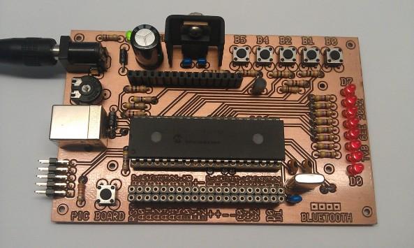 Microcontroller module met LCD scherm 2