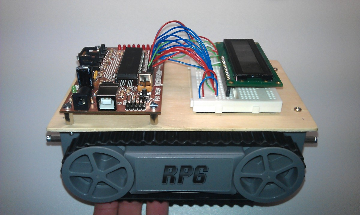 Prototype Robot