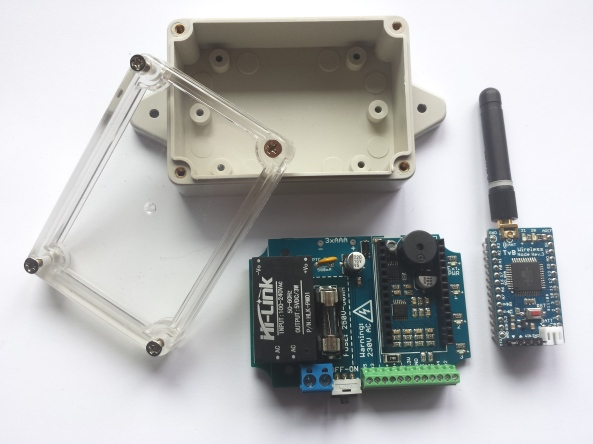 TvB Wireless Node - Industrial IoT